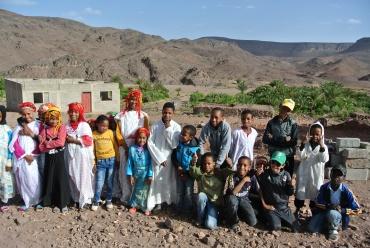Mission de mai 2018 à Ouarzazate